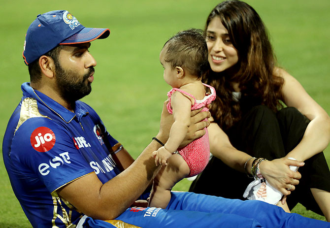 Secret of Rohit's success: No room for negativity