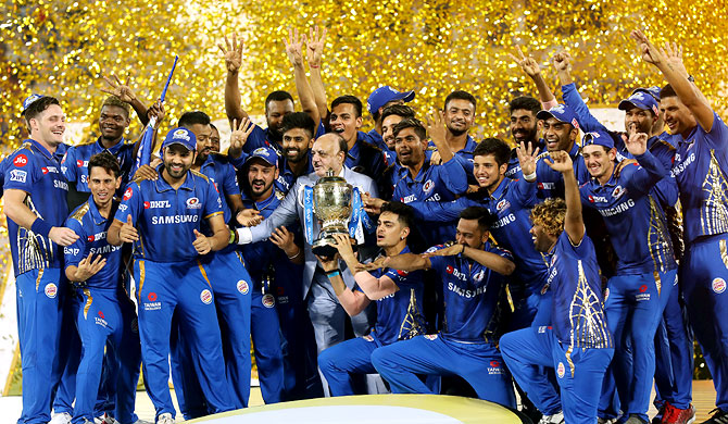 Cost-cutting in BCCI: IPL winners' prize money halved