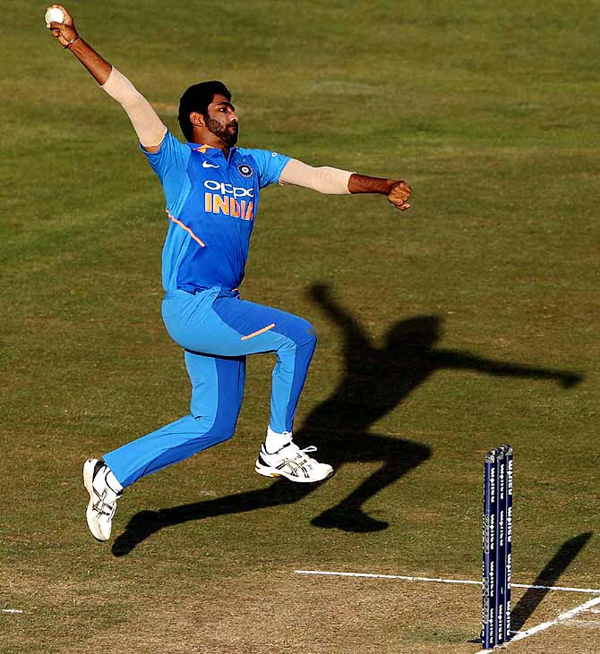 'Bumrah can burn opposition with pace at World Cup'