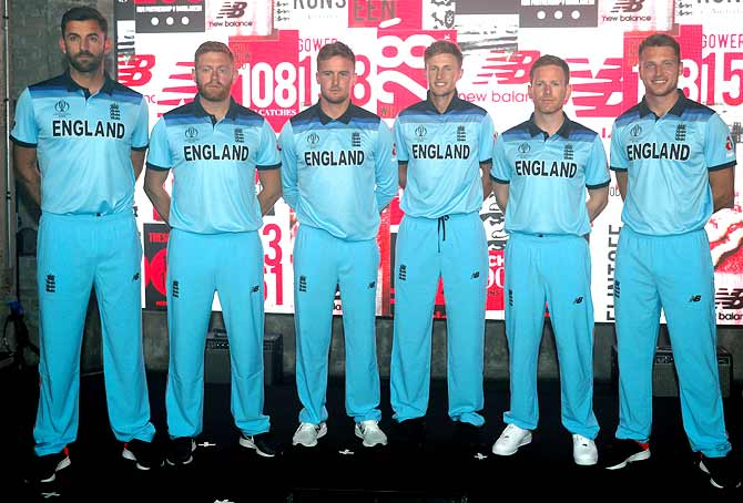 Watch out for England at the World Cup!
