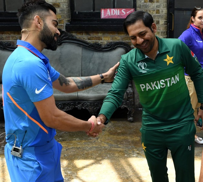 Pakistan have found out India's weak spot