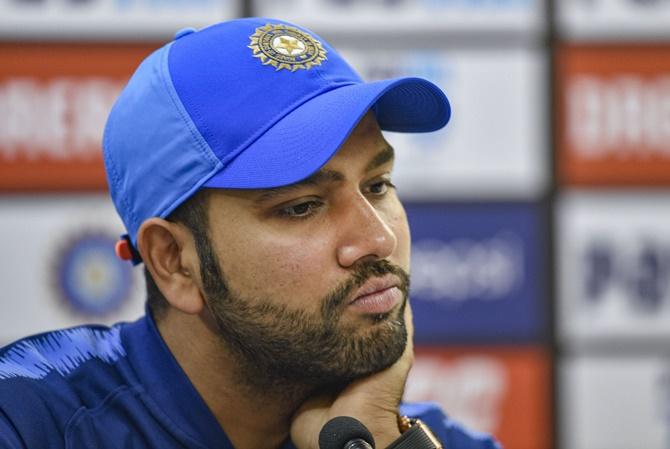 Rajkot T20I: Rohit hints at bowling rejig