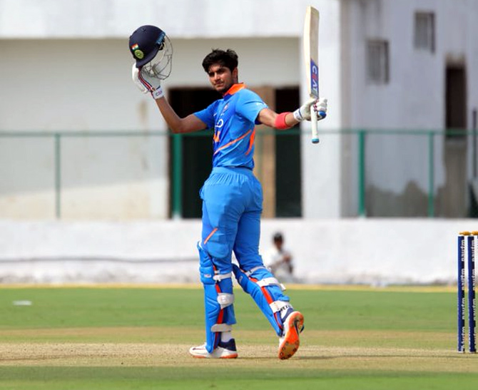 Shubman Gill is future of Indian cricket: Rohit