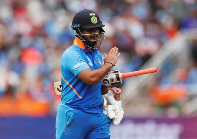 His six-hitting ability makes him a limited-overs asset, but India head coach Ravi Shastri and batting coach Vikram Rathour have said in recent interviews that the left-hander's shot selection has occasionally let the team down