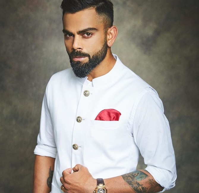 Pls follow social distancing: Kohli's heartfelt appeal