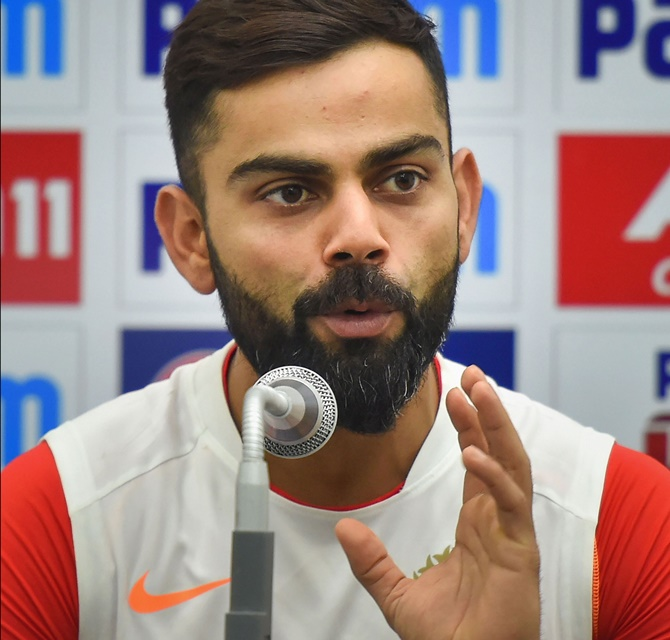Kohli on mental health: Felt that it was end of the world