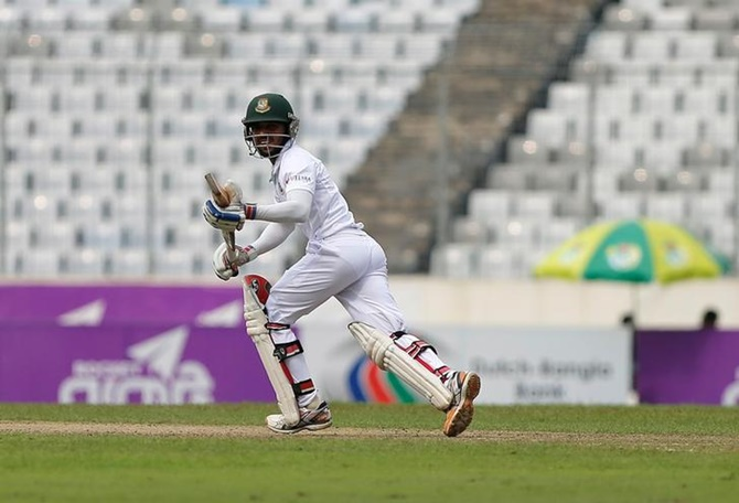 Bangladesh ready for India's spin and pace attack
