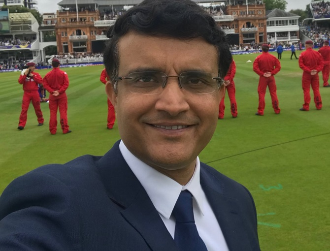 Test cricket needed rejuvenation: Ganguly on D/N match