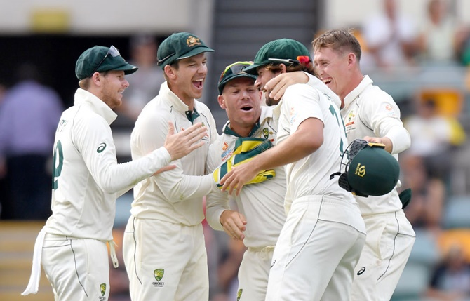 'Australia's on-field behaviour has improved'