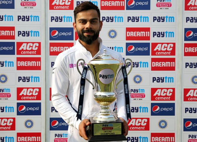 Image result for World Test Championship India