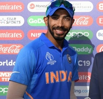 Bumrah shares throwback pic of humble beginnings