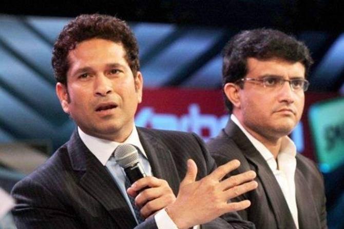 Here's what Sachin expects from Ganguly, the BCCI boss