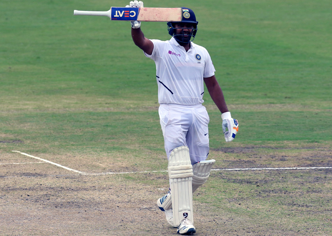 PHOTOS: India vs South Africa, 3rd Test, Day 1