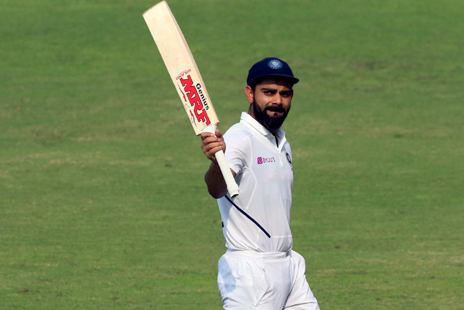 POLL: Can Kohli break Sachin's record of 100 tons?