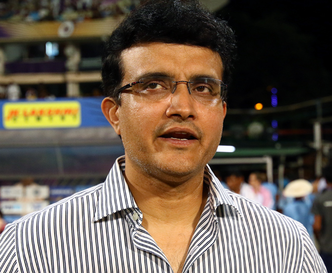 CoA set to hand over charge to Ganguly & Co.