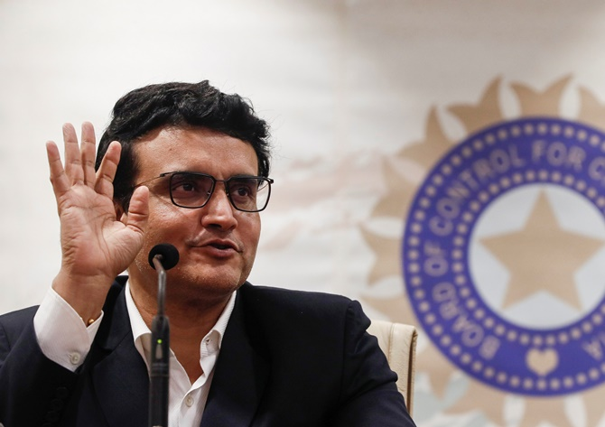 How new president Ganguly plans to lead BCCI