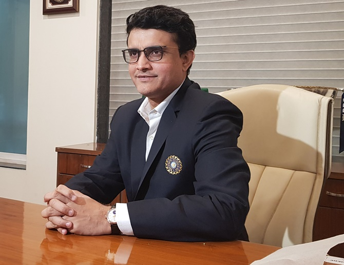 Conflict still an issue, it has to change: Ganguly