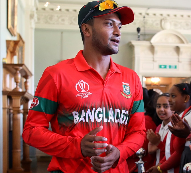 Regret casual attitude that led to my ban: Shakib