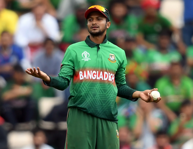 'Shakib episode will affect Bangladesh performance'
