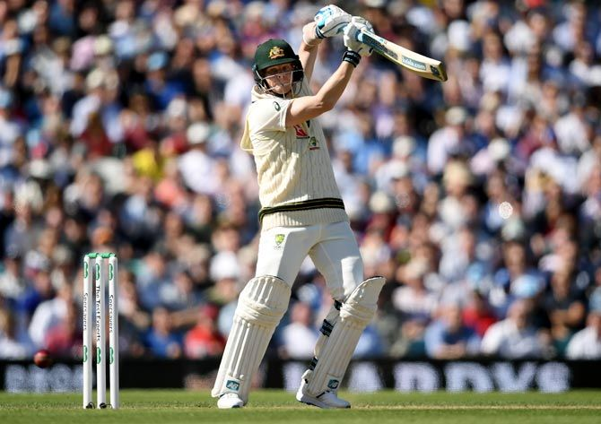 Barring a 48 from Marnus Labuschagne, the only supporting actor behind Steve Smith's virtuoso series, Australia's recognised batsmen failed to surpass 19 runs as the tourists crumbled for 225 in reply to England's first innings 294.