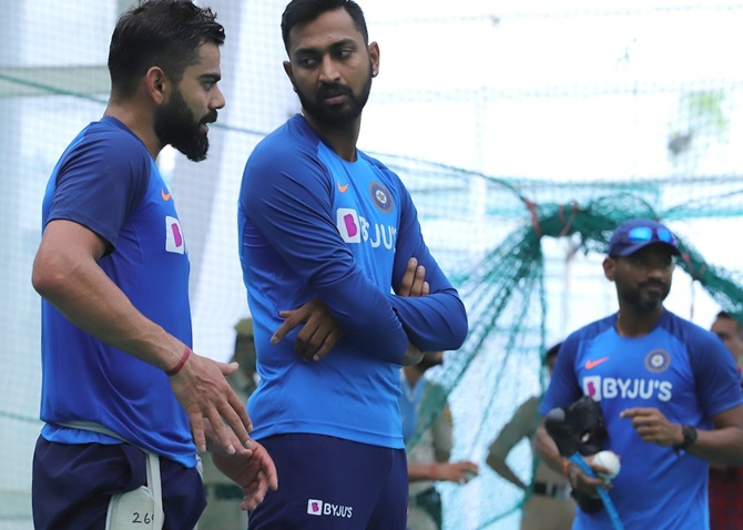 Check out captain Kohli advice for India's youngsters