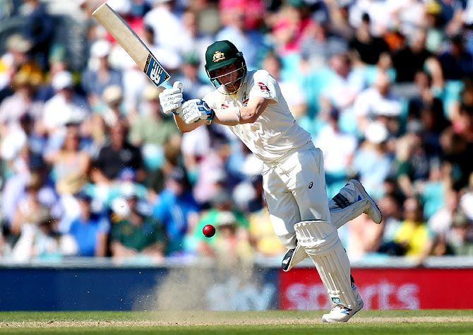 PHOTOS: England vs Australia, 5th Test, Day 4