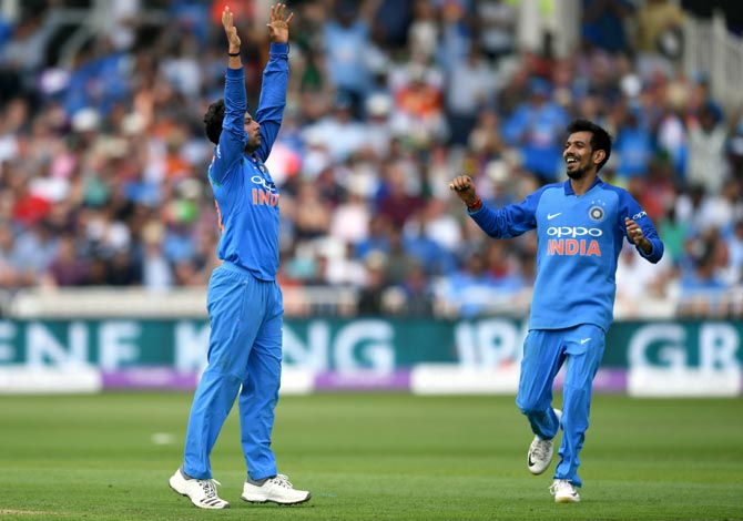 India looking beyond Kuldeep, Chahal?