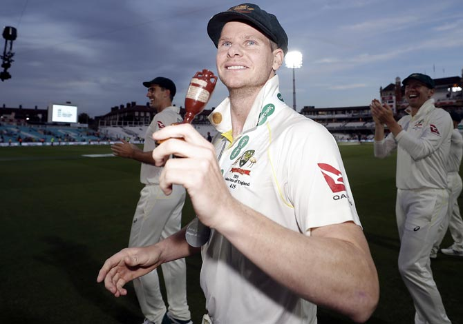 Smith tops ICC Test rankings; Kohli second