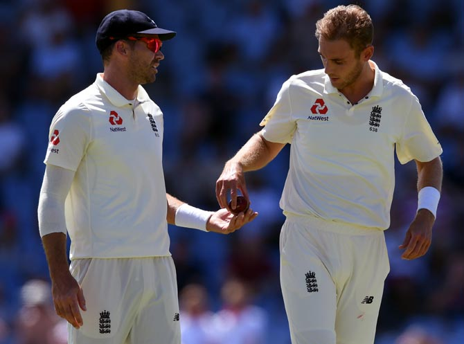 'Not right to play both Anderson-Broad in Tests'