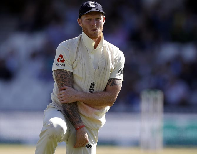Stokes slams English daily over 'family tragedy' story