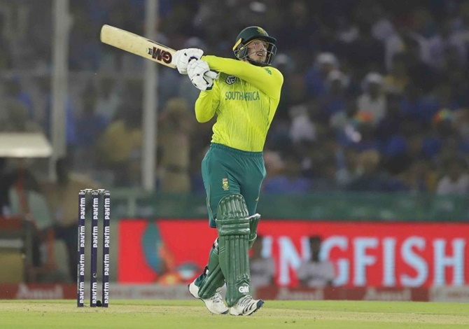 PHOTOS: India vs South Africa, 2nd T20I
