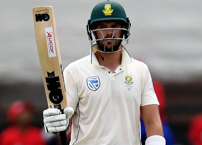 SA's Markram ruled out of third Test against India