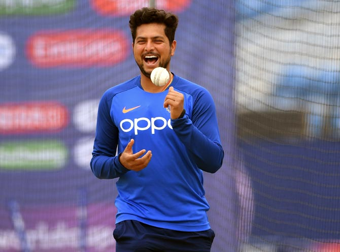 Top spinner Kuldeep turns 25! Wish him