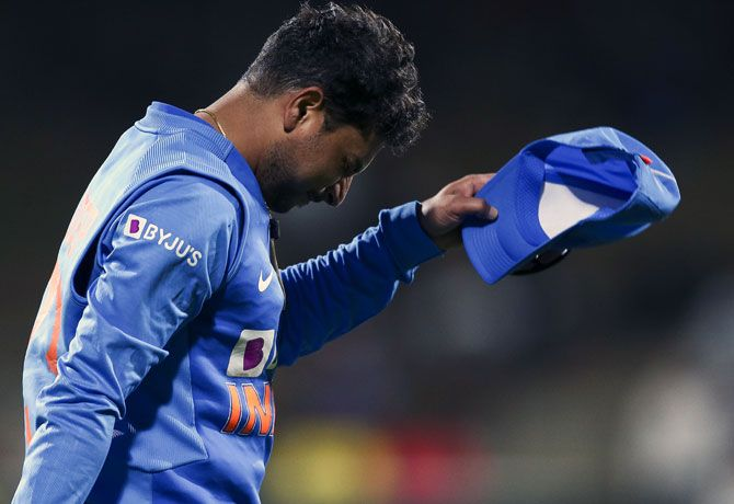 'Unfortunately, we all know how captains have played a big role in Kuldeep's growth. He has been always saying that he was very comfortable playing under (Mahendra Singh) Dhoni, but Dhoni is not going to be there for him till his career is over, so hopefully he has to come with a solution.'