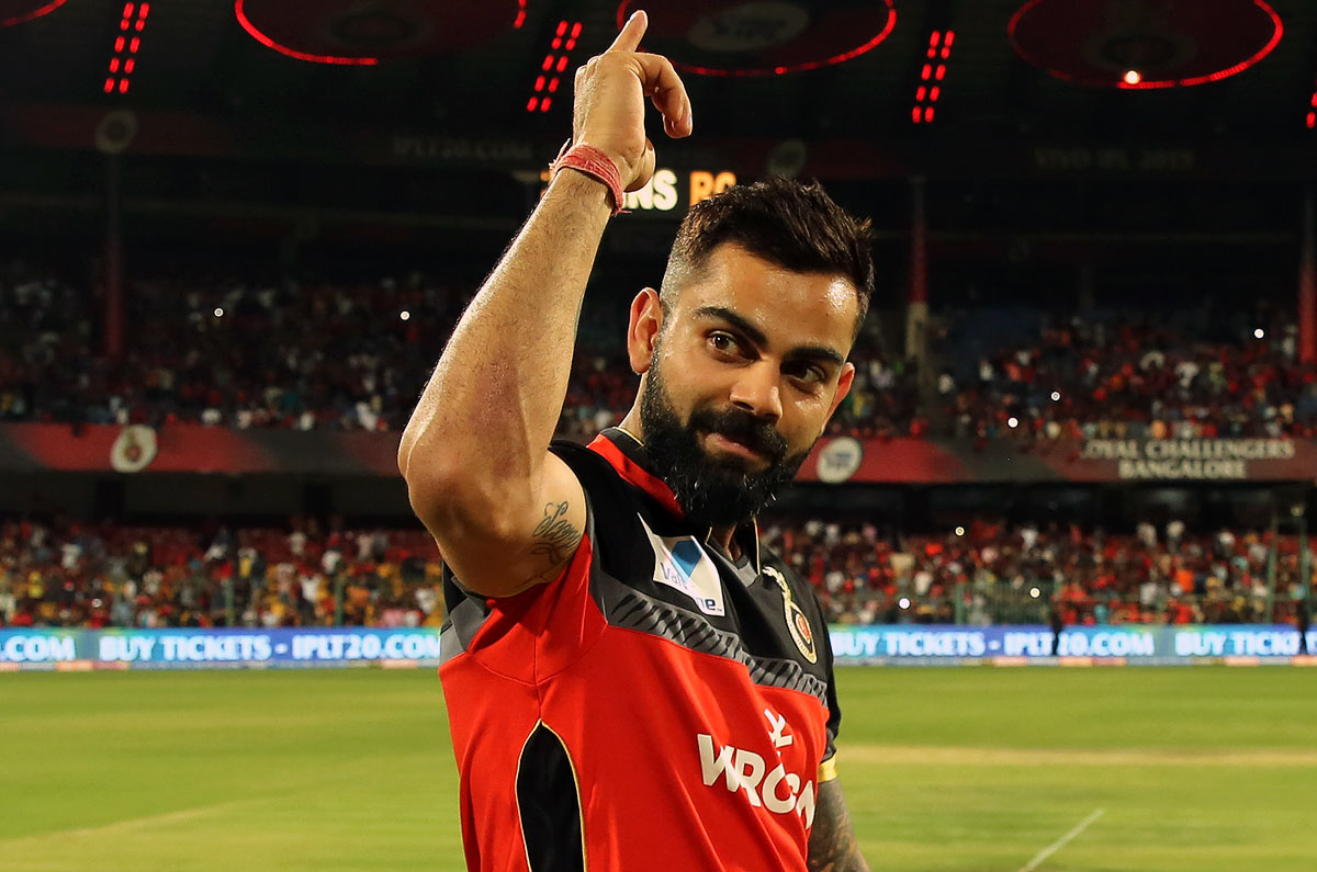 SEE: RCB launch anthem for IPL 2020
