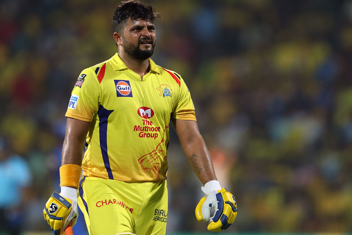 Raina breaks silence on hotel room rift