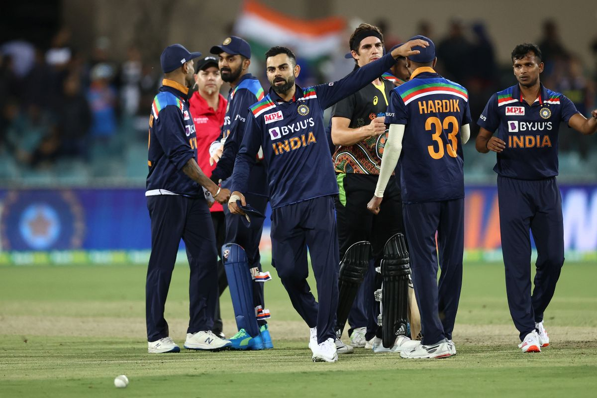 India climb to 2nd in ICC T20I team rankings