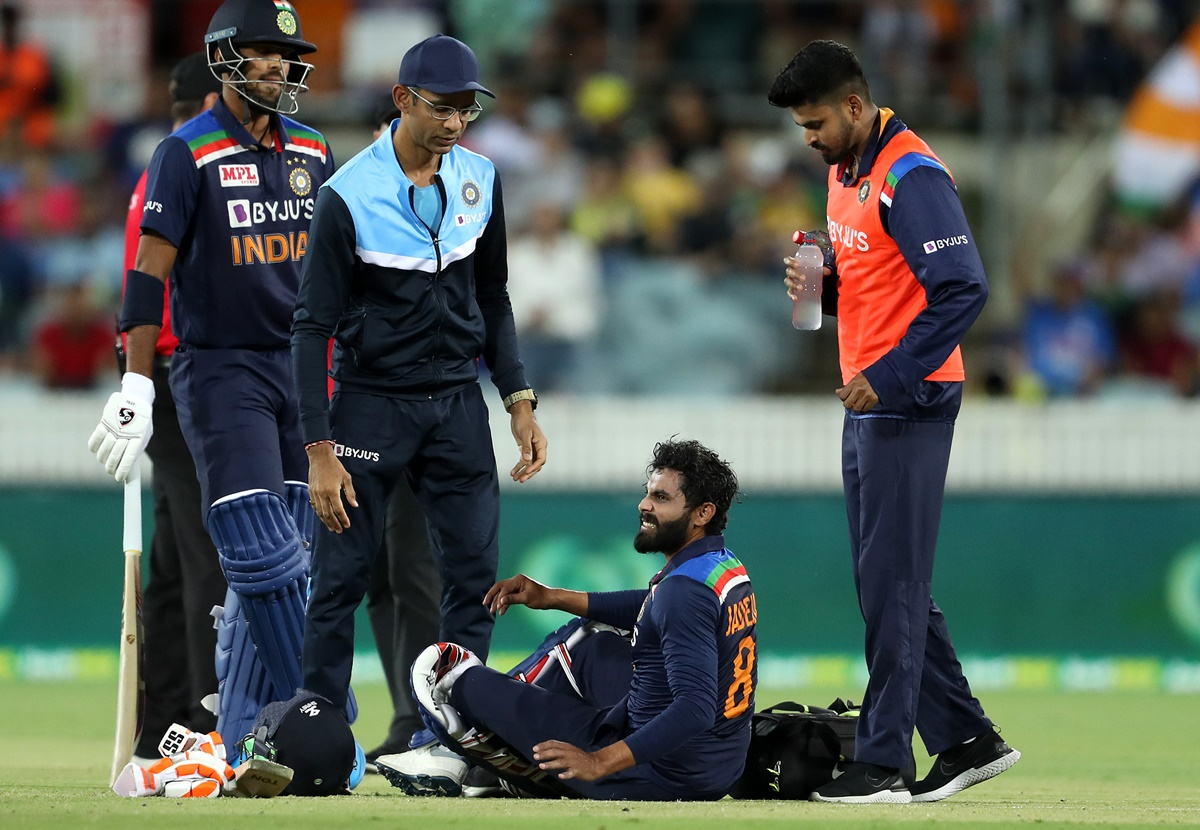 'Concussed' Jadeja ruled out, Shardul to replace him