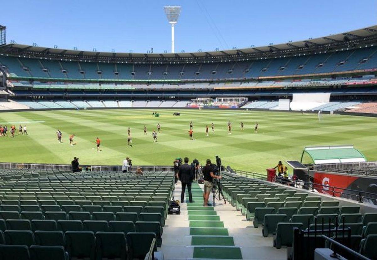 MCG on standby as COVID wreaks havoc in Sydney