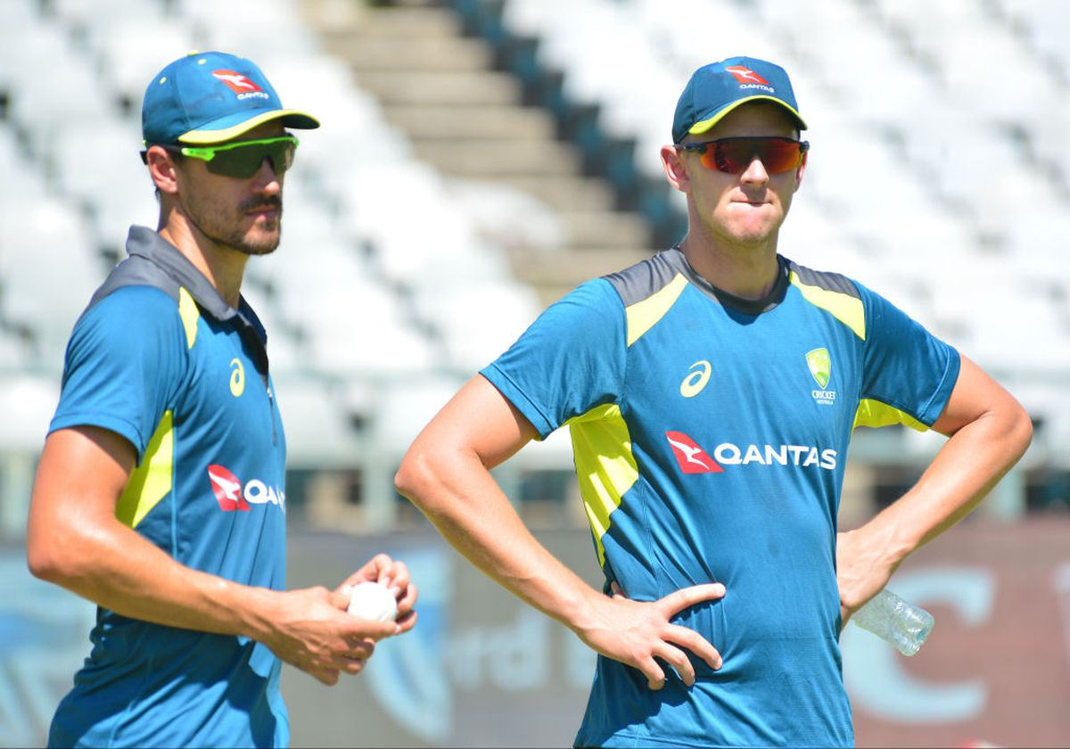 Australia likely to rotate pacers for SA series