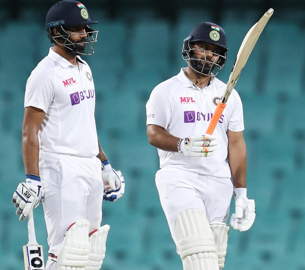 Gavaskar's pick: Pant over Saha; Gill over Shaw