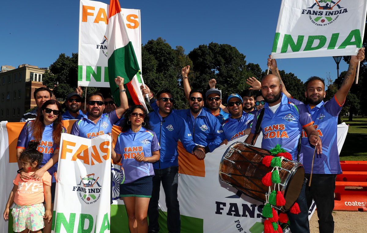 Fan who attended MCG Test, returns positive for Covid