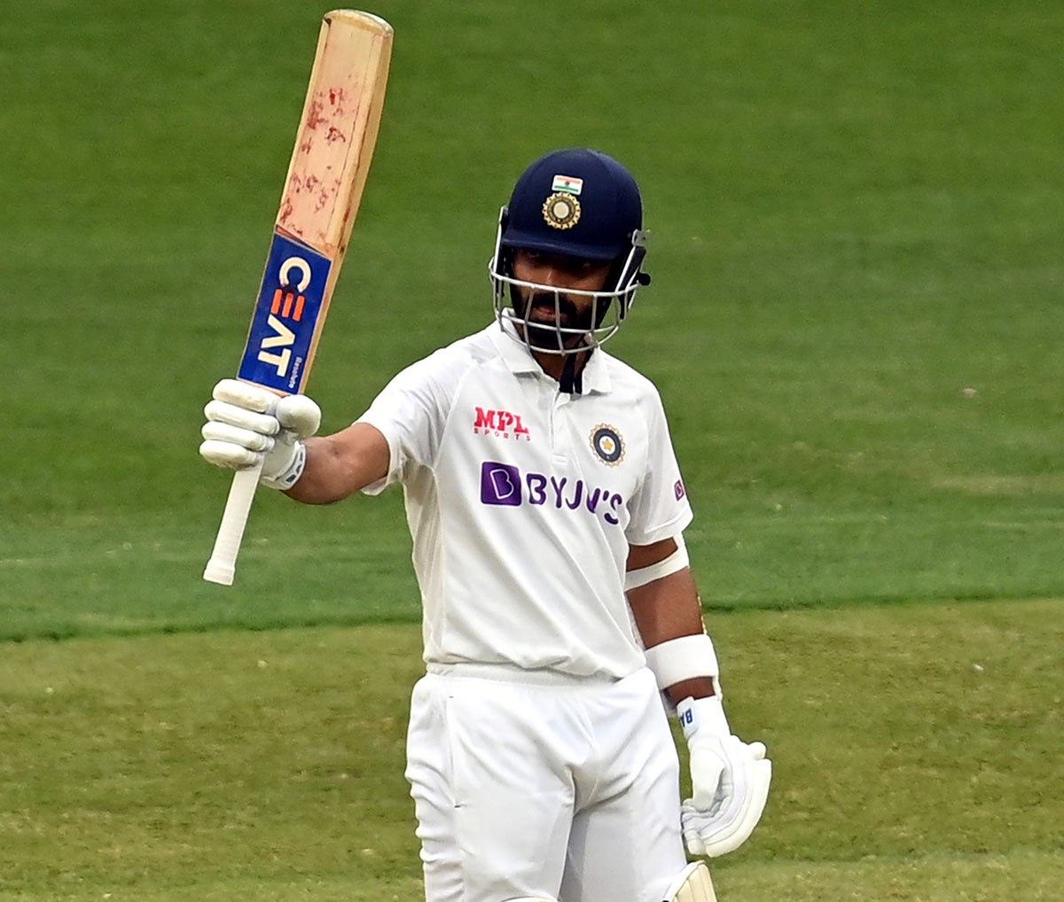 What an 'incredible performance' by Rahane