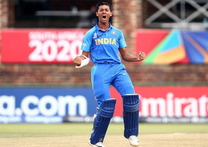 U-19 WC star Jaiswal reveals reason behind his success