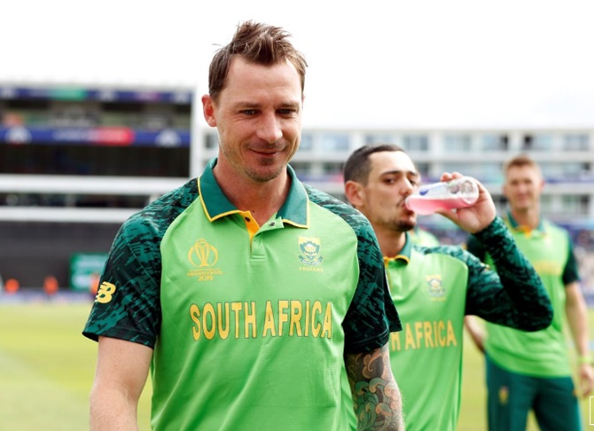 Steyn returns to S Africa T20 squad for England series
