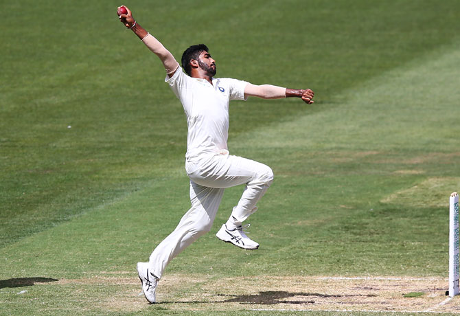 Shami comes to pace partner Bumrah's defence