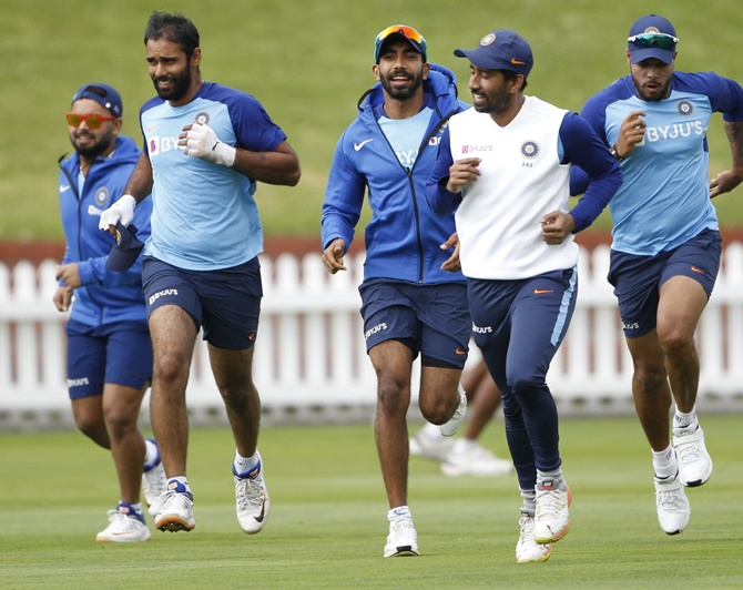 India ready for Kiwi pacers in opening Test