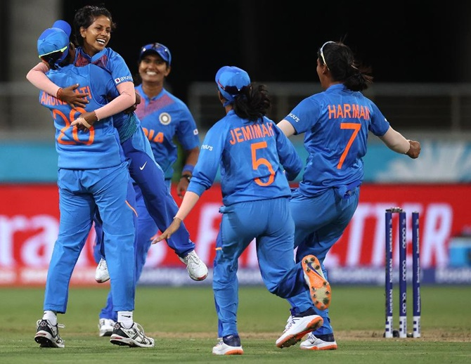Poonam spins India to win over Aus in T20 WC opener