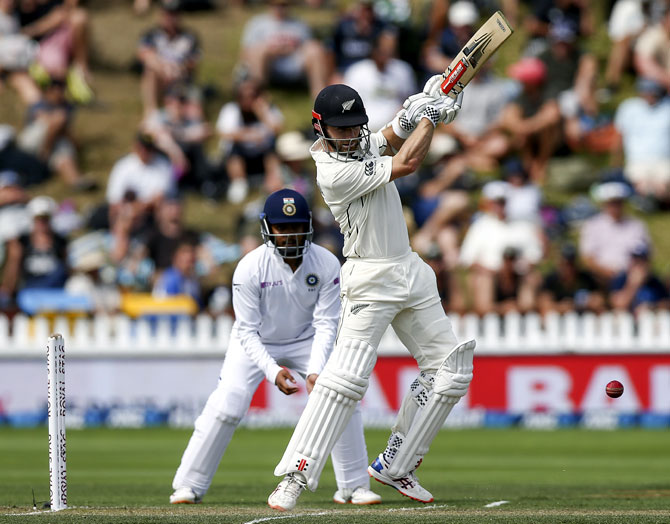 PHOTOS: New Zealand take lead but India fight back