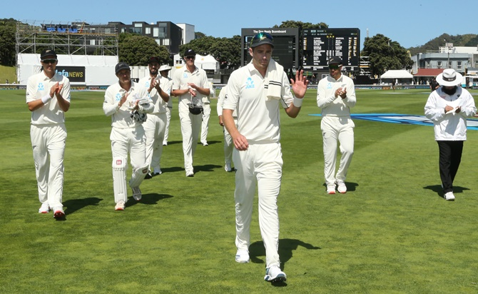 How New Zealand restored pride by thrashing India